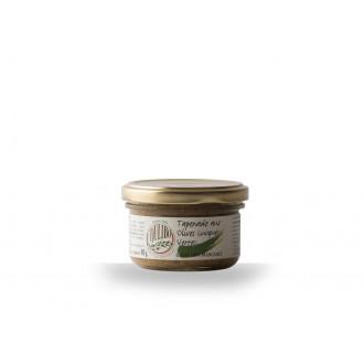 Tapenade aux Olives Lucques vertes