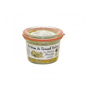 Foie gras de canard petit pot