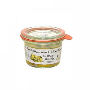 Foie gras de canard à la...