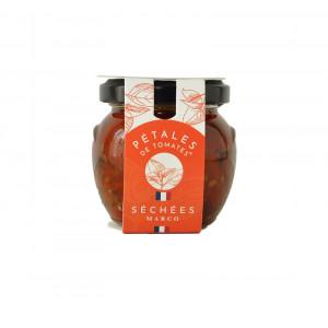 Pétales de tomates séchées...