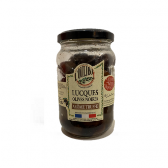 Olives noires arôme truffe