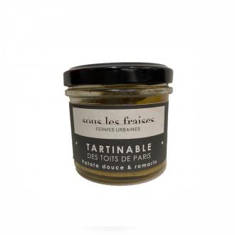 Tartinable Patate douce & Romarin