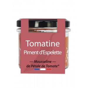 Tomatine au piment d'Espelette