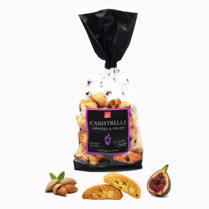 Canistrelli amandes figues