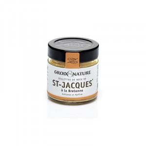 Rillettes de St-Jacques à...