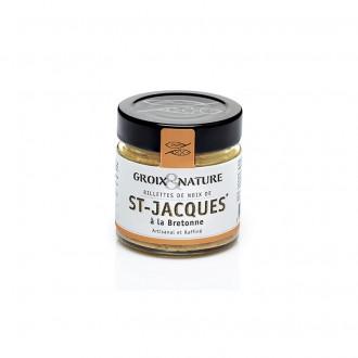 Rillettes de St-Jacques à la Bretonne