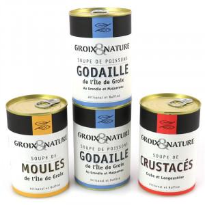 Les soupes de l'Ile de Groix