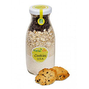 Kit recettes  Cookies (USA)