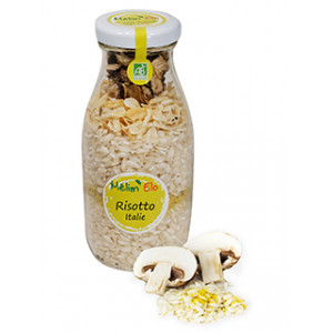 Kit recettes Risotto (Italie)