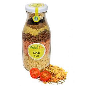 Kit recettes Dhal (Inde)