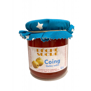 Confiture extra coings