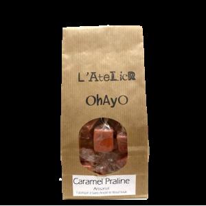 Caramel praline artisanale